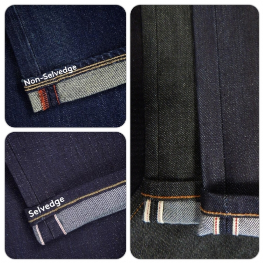 """Selvedge, or """"self-edge"""" denim (so named for the tightly woven band on the end of sheet of denim), was the classic style of denim — """"it's the record player of denim,"""" said Morrison — and Cone Mills is one of the founding fathers of the fabric. Starting in , they were a premier fabric manufacturer, and throughout the early and."""