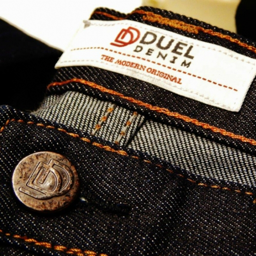 Duel Denim featured in Denimblog.com and GQ
